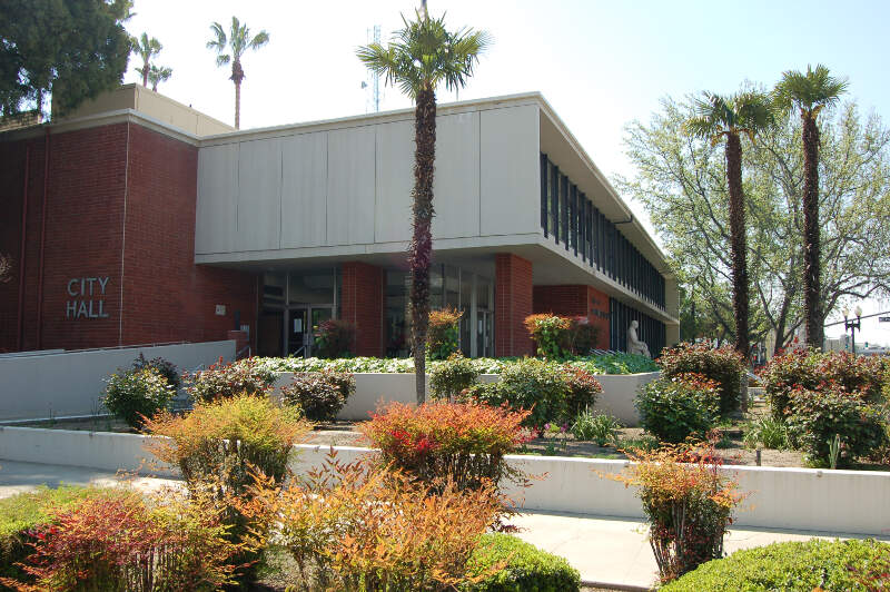 Bakersfield City Hall
