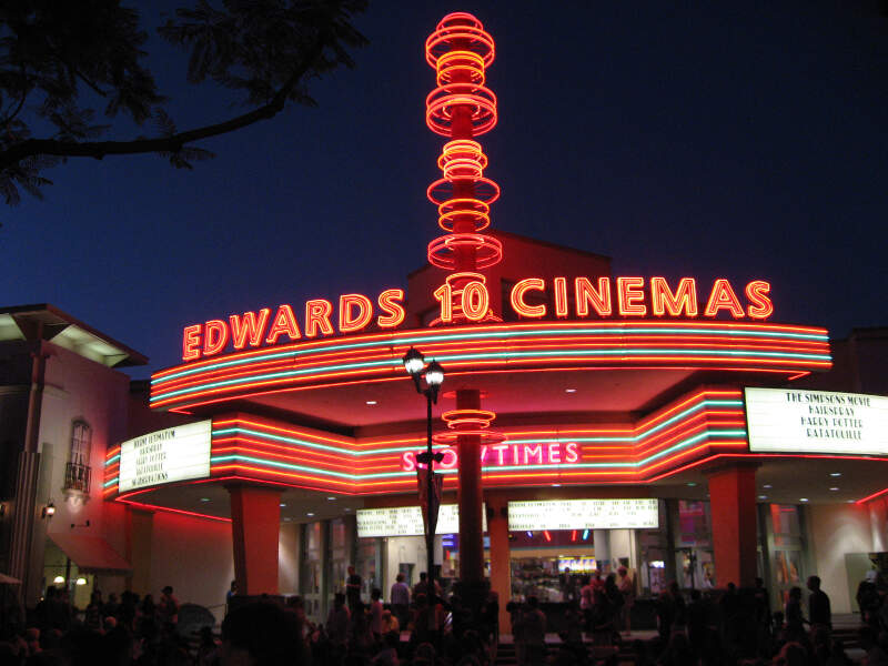 Brea Edwards Cinema Night