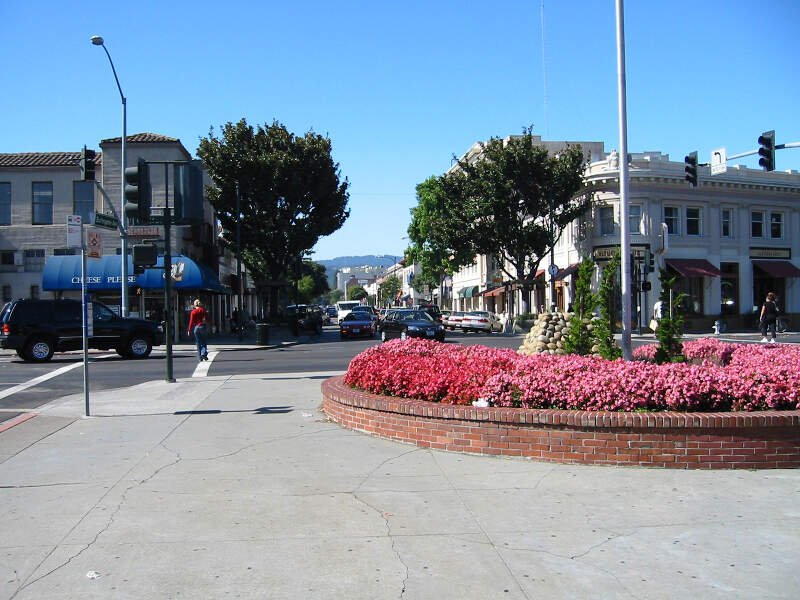 Burlingame, California