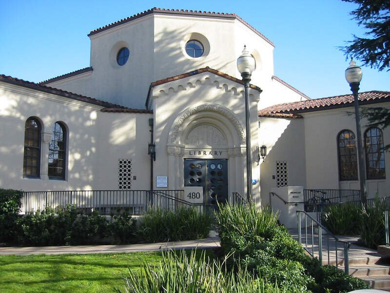 Burlingame Library