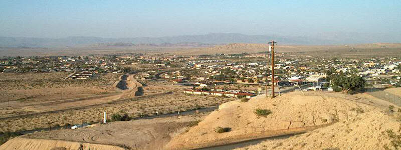 Twentynine Palms, California