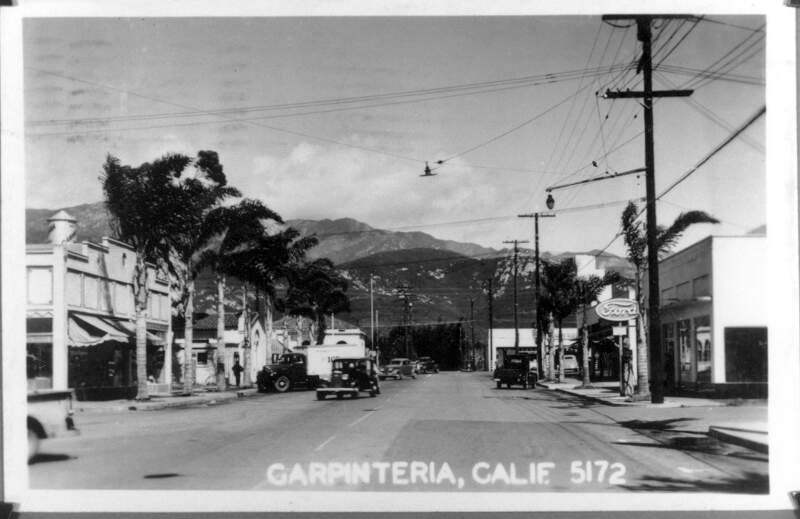 Carpinteria, California