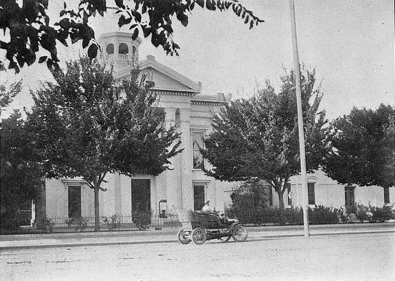 Colusa Cty Courthouse