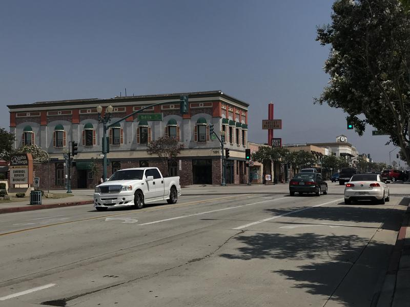 Covina Downtown