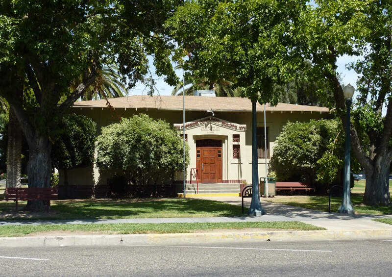 Ca Exeterpubliclibrary