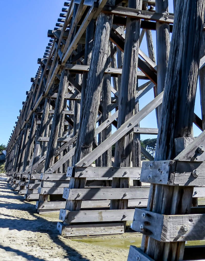 Pudding Creek Trestle