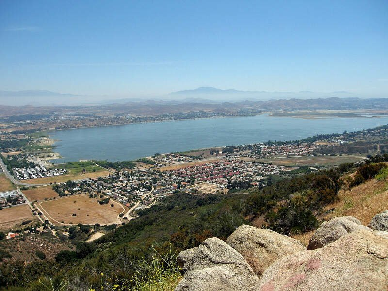 Lake Elsinore, California