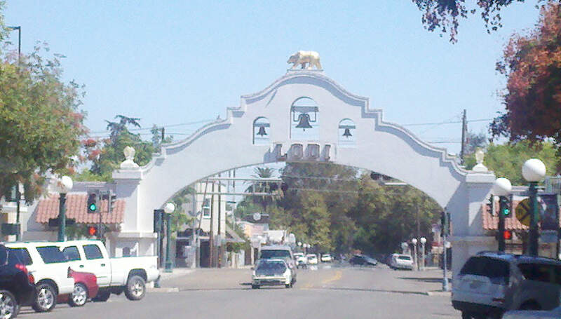 Lodi, California