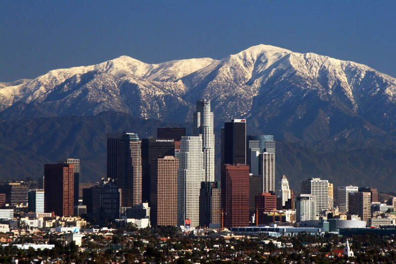 Living In Mount Washington Los Angeles, CA