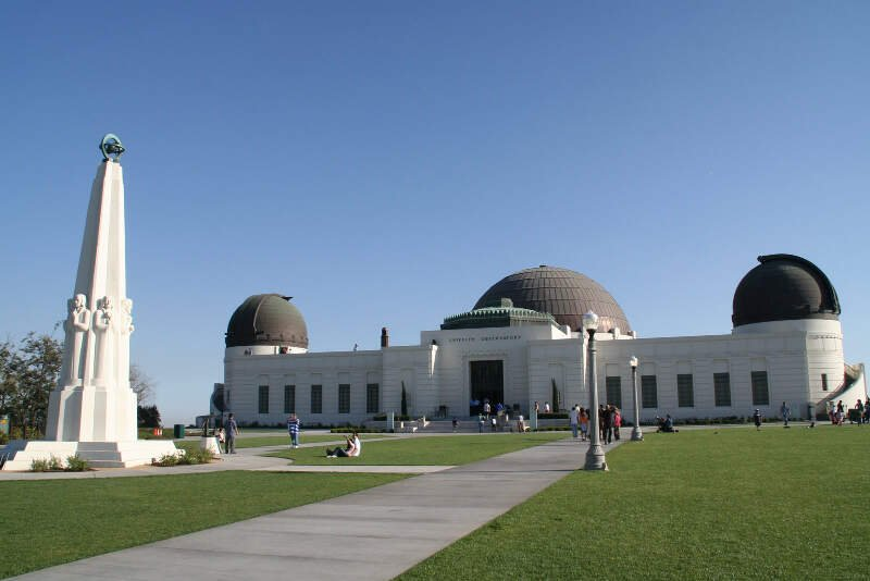 Griffith Observatoryc Los Angelesc California