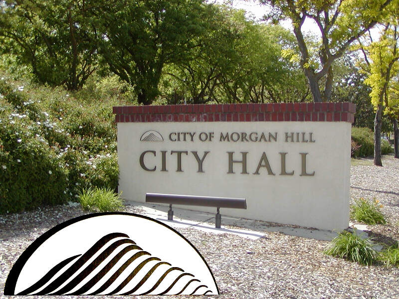 Logoc City Of Morgan Hillc California