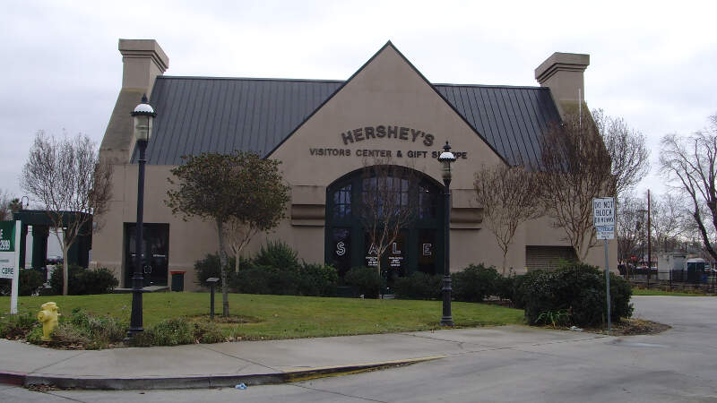 Oakdale Hersheys Visitor Center