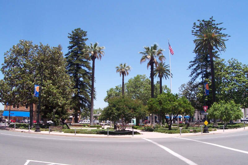 Orange California