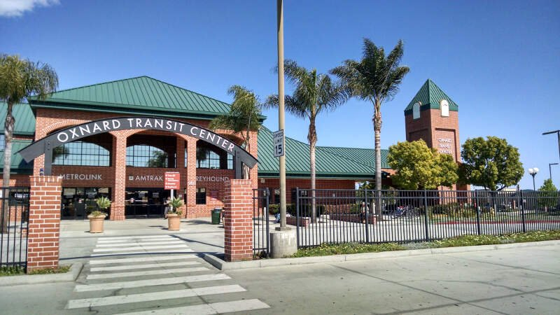 Oxnard Transit Center Portal