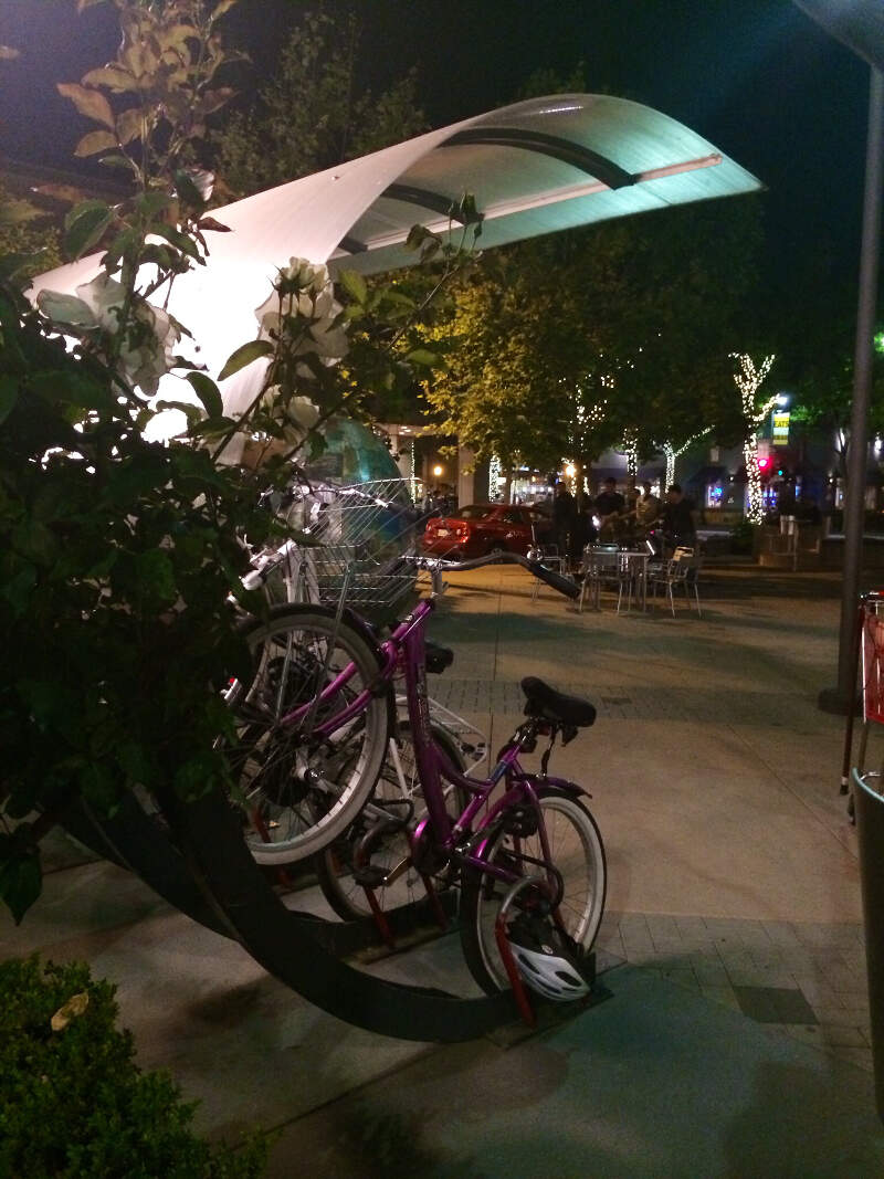 Bike Arcs Lytton Plaza Palo Altoc Ca