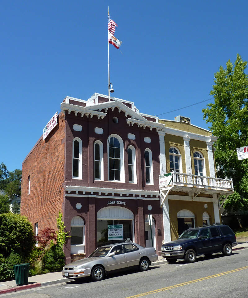 Placerville Confidencehall
