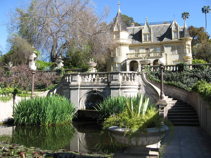 Kimberly Crest House And Gardens