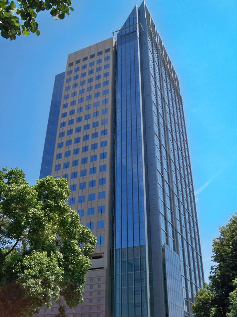 Us Bank Tower Profilesacramento