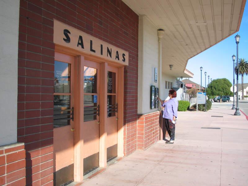 Amtrak Train Station Salinas Ca
