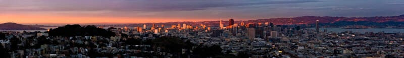 Sf Twinpeaks Sunset