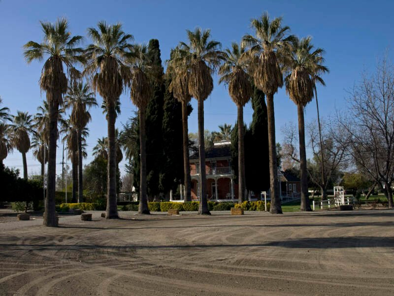 Estudillo Mansion San Jacinto
