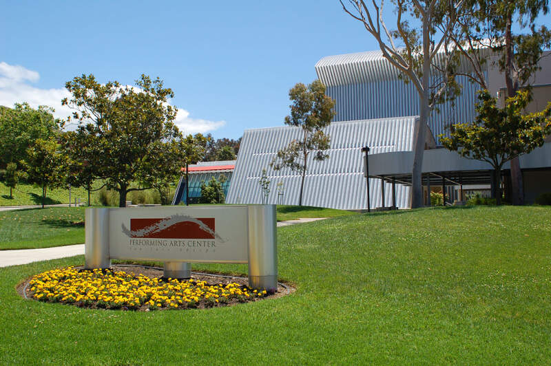 Cal Poly Performing Arts Center