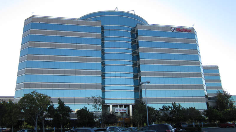 New Mcafee Headquarters