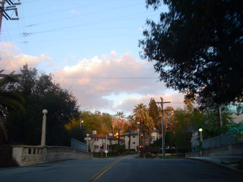 Columbia Ave South Pasadena