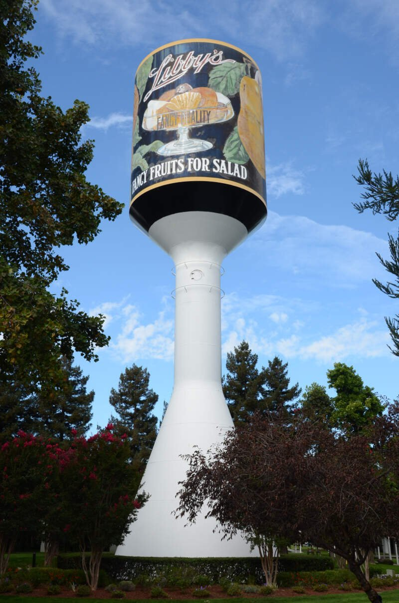 Libby Water Tower