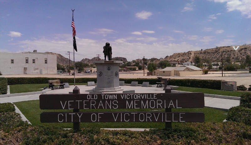 Victorville, Southern California