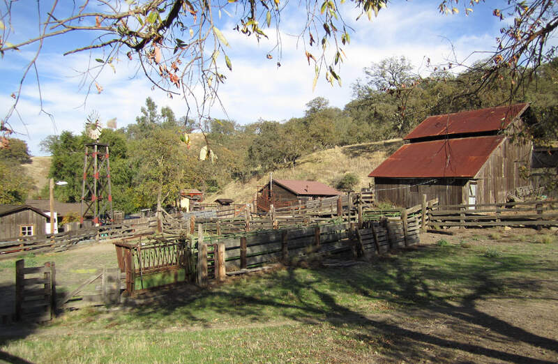 Old Borges Ranch   Walnut Creekc California