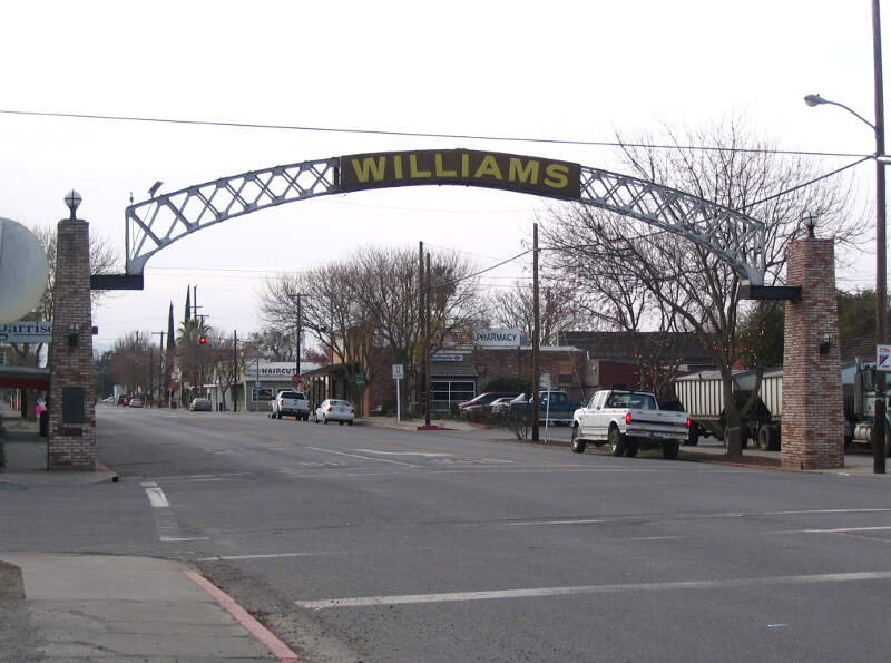Williams, California