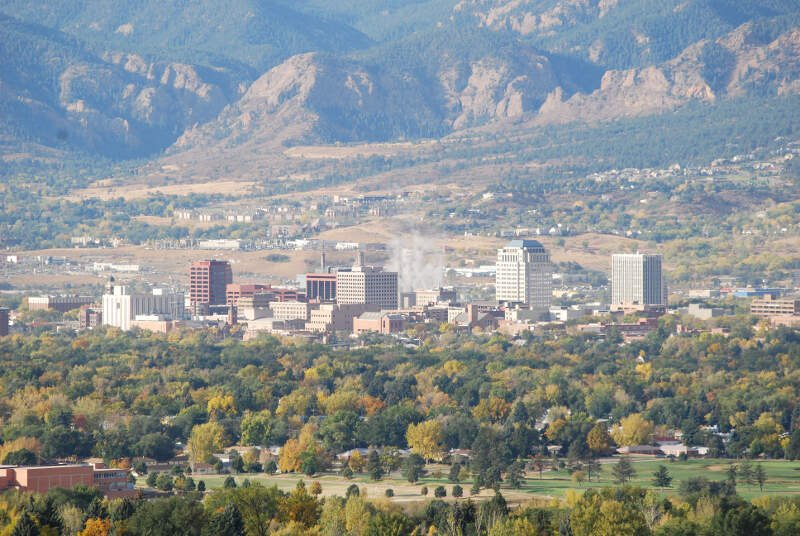 Worst Neighborhoods In Colorado Springs