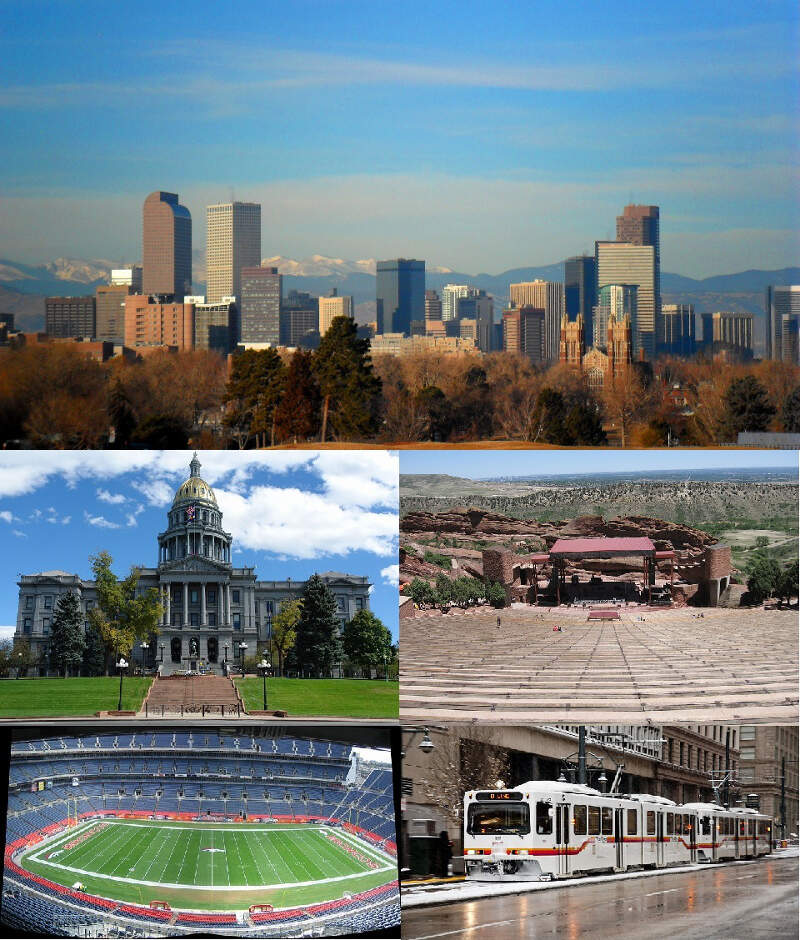 Worst Neighborhoods In Denver