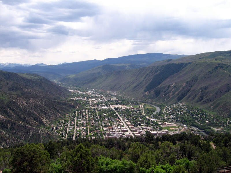 Living In Glenwood Springs, CO