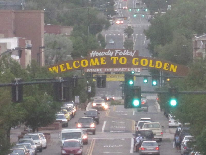 Golden, CO
