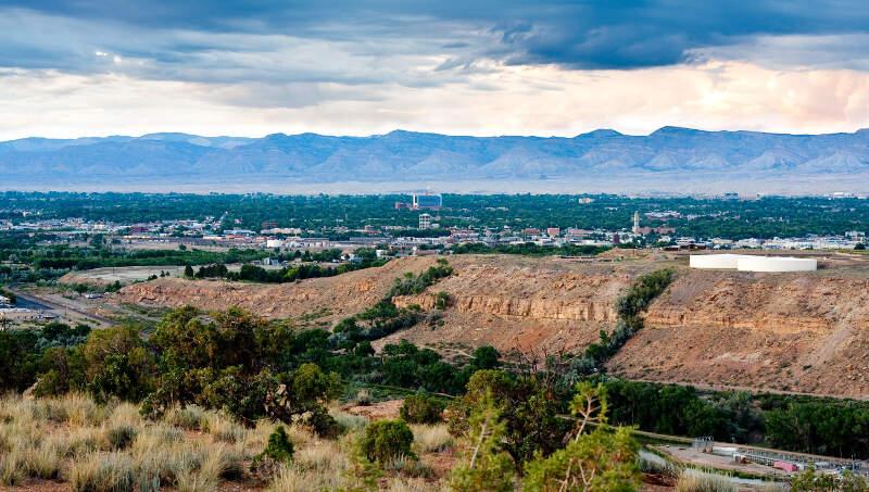 Grand Junction Skyline