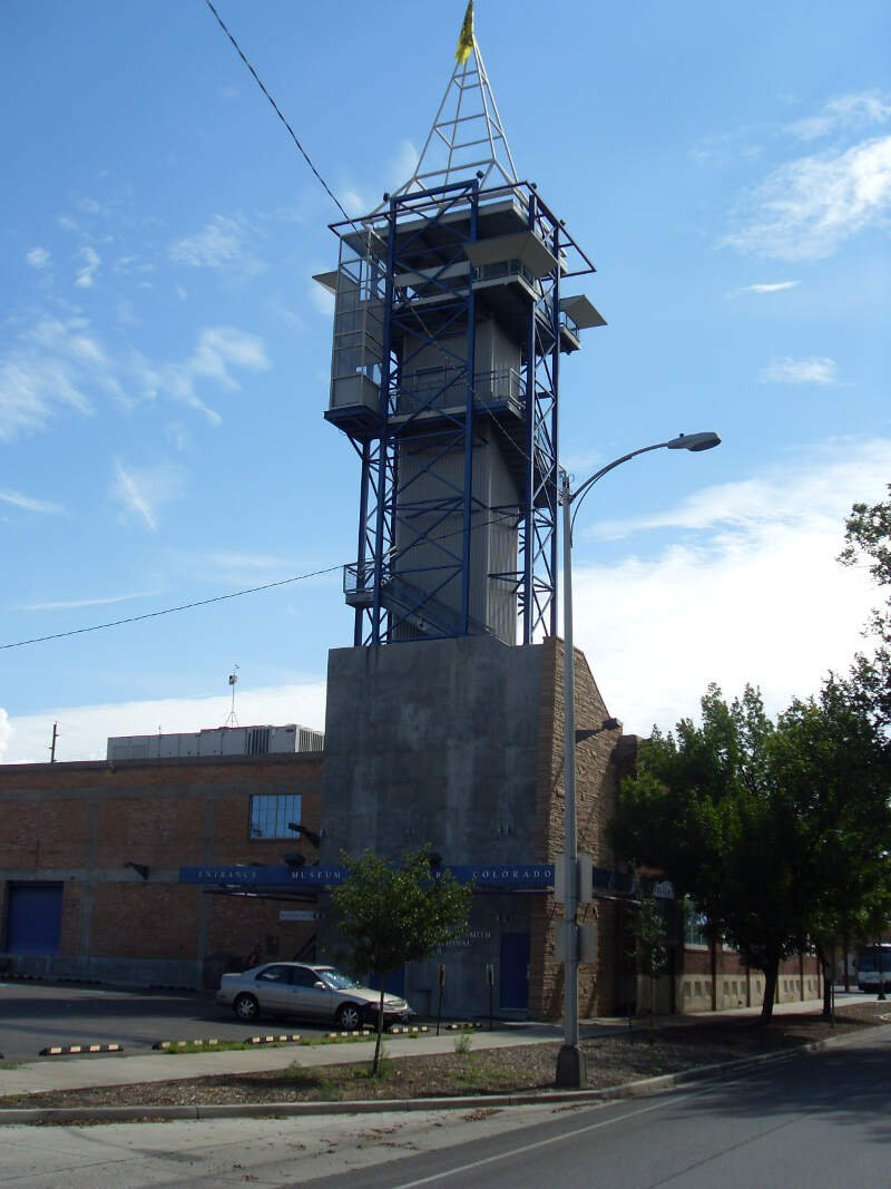 St Smith Educational Tower