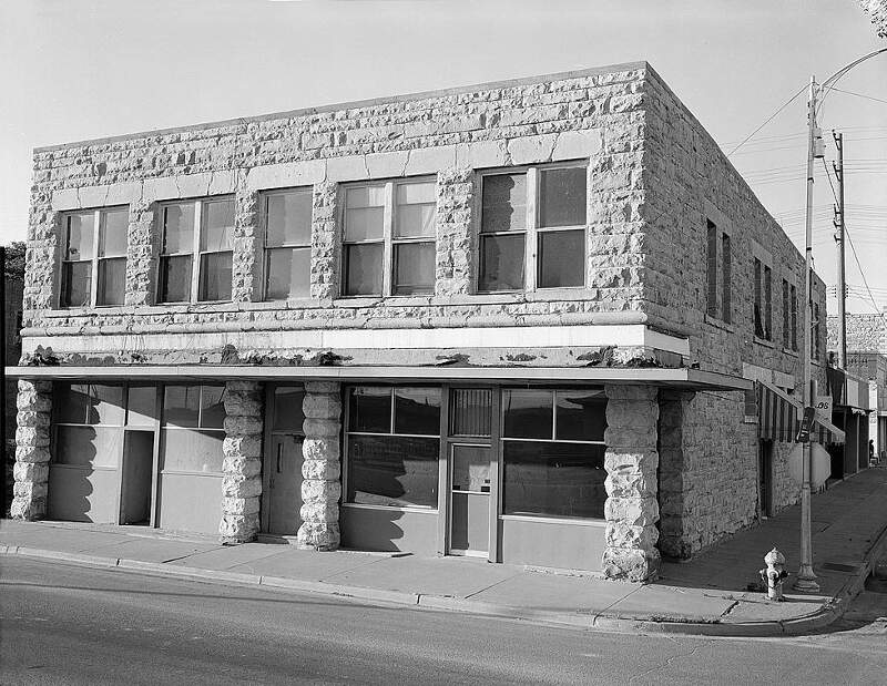 Woodruff Block La Junta Colorado