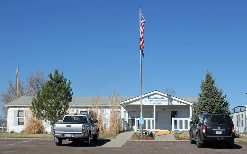 Lochbuiec Colorado Administration Building