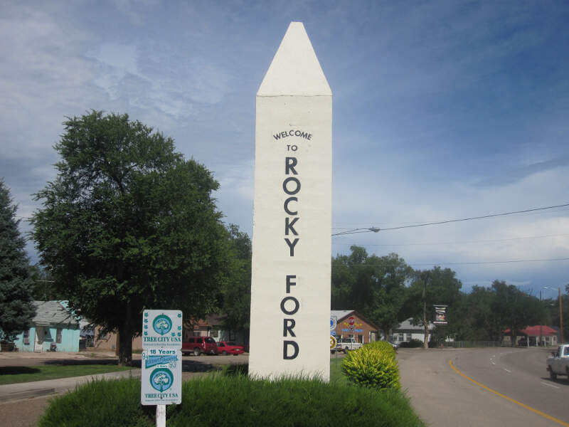 Rocky Fordc Coc Welcome Sign Img