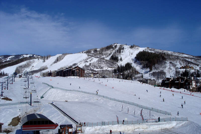 Steamboat Springs Ski Resort