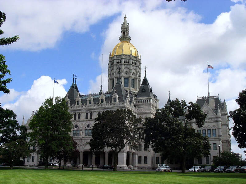 Connecticut State Capitolc Hartford