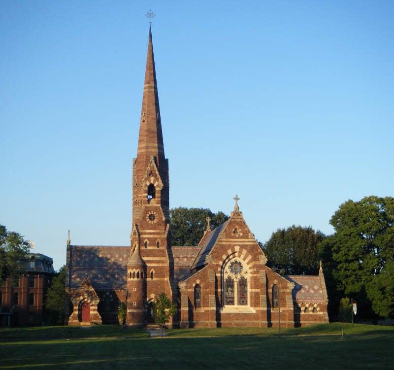 Church Of The Good Shepherd Hartford Ct