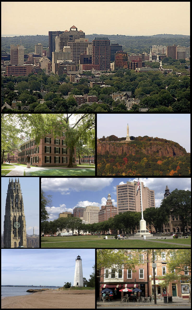 New Haven Montage