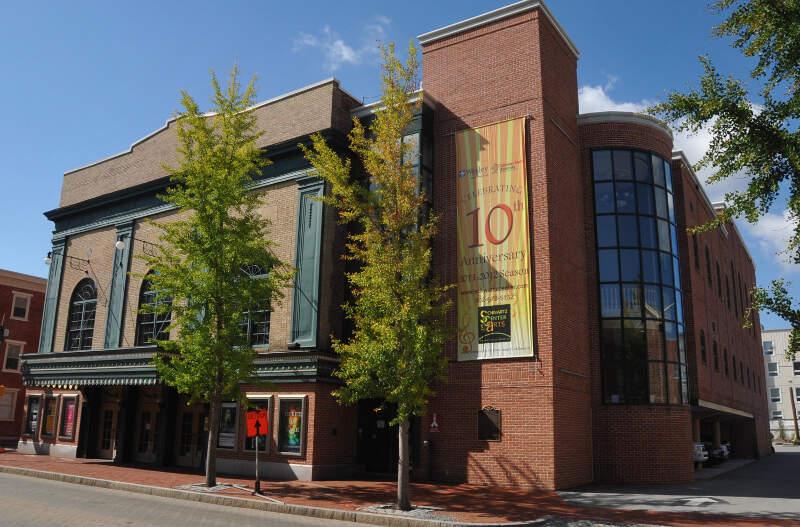 Historic Capitol Theaterc Doverc Kent Countyc Delaware