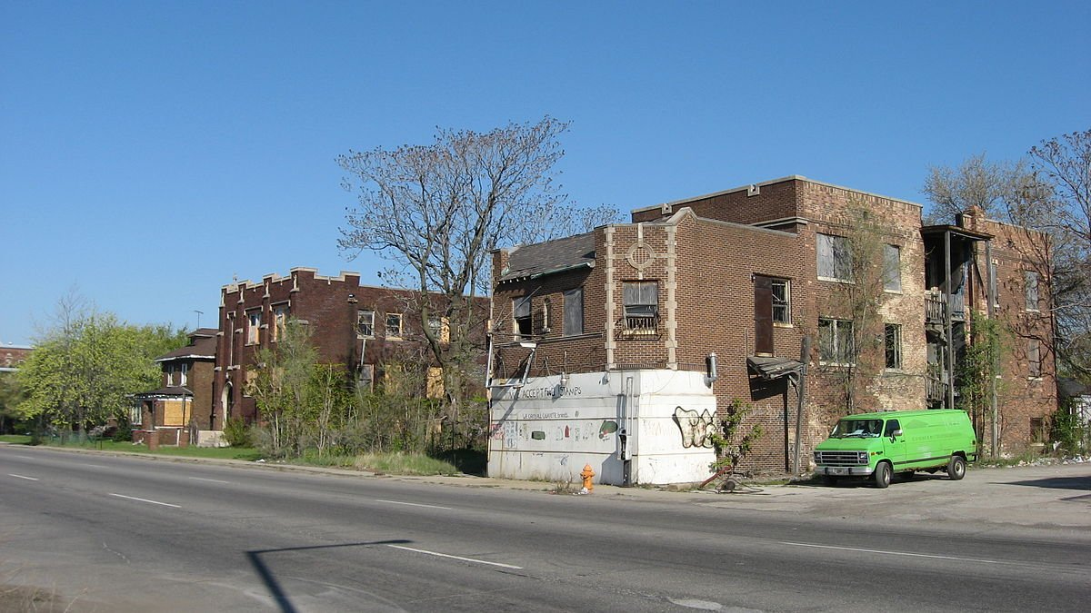 Poorest Cities In America