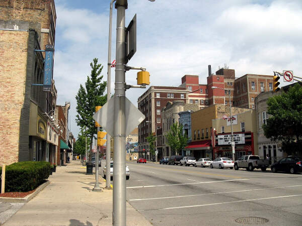 Most African American Cities In Ohio