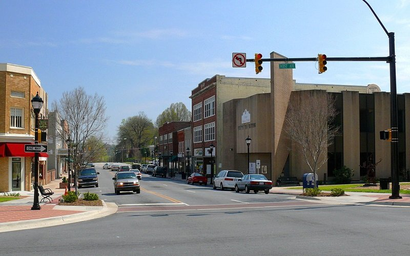 Most Boring Cities In Georgia
