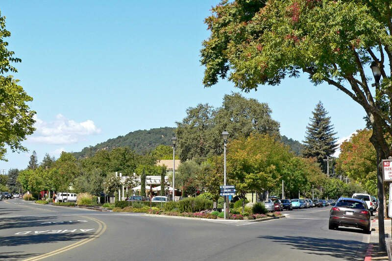 Corning, California